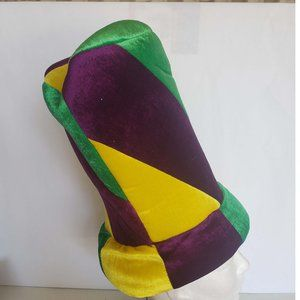 Mardi Gras StovePipe Hat Party Costume